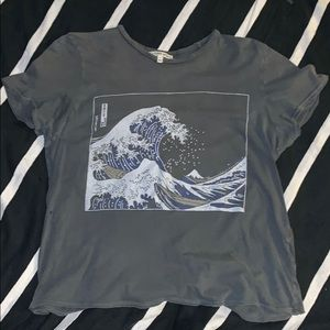 great wave top